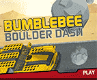 Boulder Dash – Bumblebee Racing Game