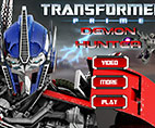 Optimus Vs Demons