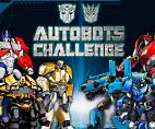 Transformers Autobot Challenge – Assemble and Race
