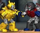 Transformers Bot Shots