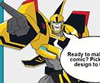 Transformers Comic Creator