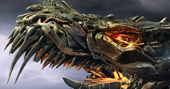 image of Grimlock from Age Of Extinction