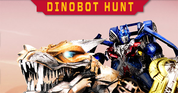image of Dinabot Hunt poster