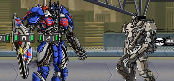 image of The Return Of Optimus Prime: new enemies