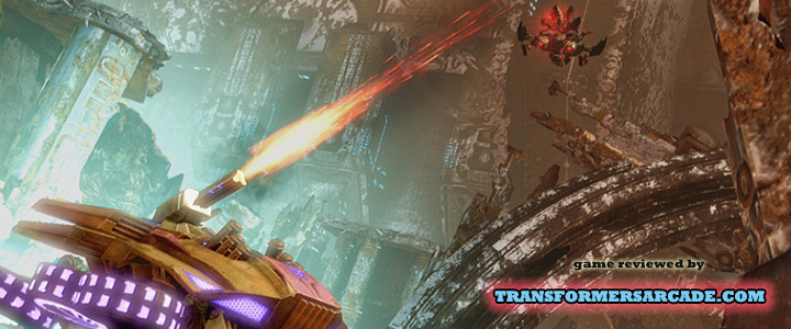 transformers rise of the dark - game preview