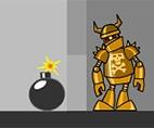 Crash The Robot – Physics Game