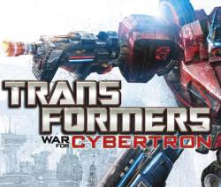 war for cybertron video game