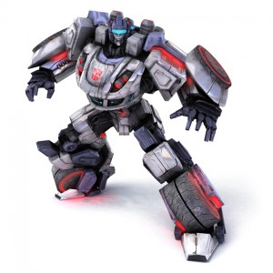 Transformer from the game