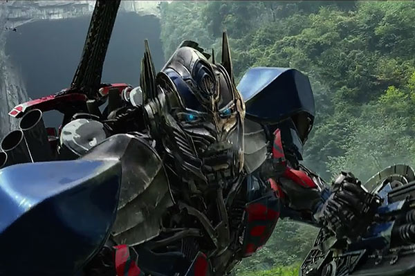 Age Of Exctinction: Optimus Prime